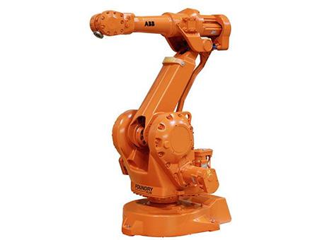 Fully automatic robot palletizi