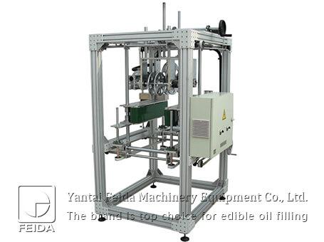 Semiautomatic handle pressing m