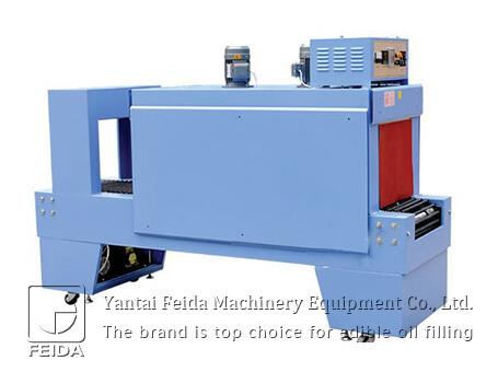 Thermal shrinkage packing machi