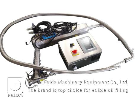 Automatic liquid nitrogen filli