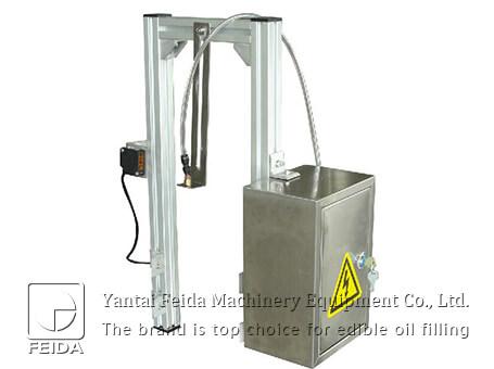 Gaseous nitrogen filling machin