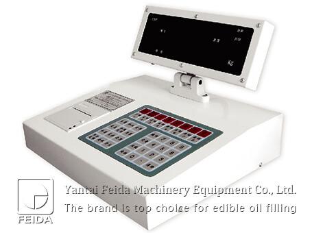 Liquid flow metering controller