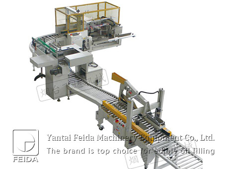 Fully automatic opening-filling